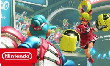 Arms Is Getting A New Update And A Possible New Character