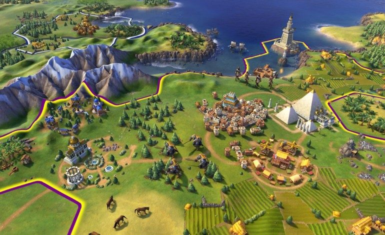 Civilization VI's Fall Update Will Revamp its Religion System