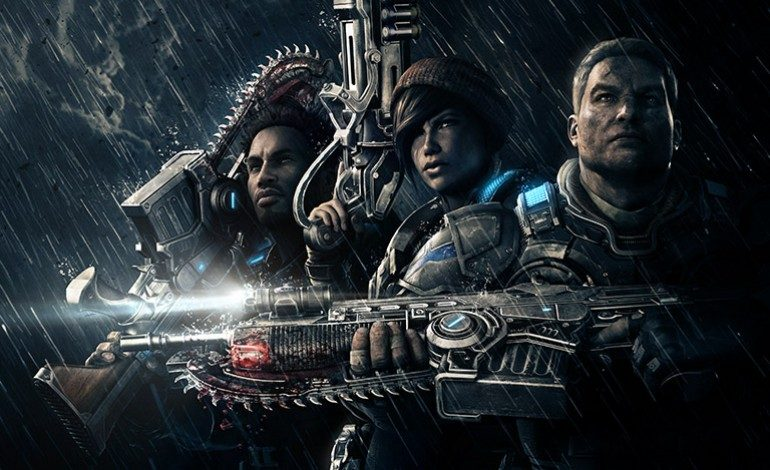 Enhancements for Gears of War 4 Xbox One X Version Revealed