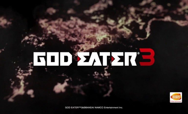 Bandai Namco Releases Official Trailer for God Eater 3