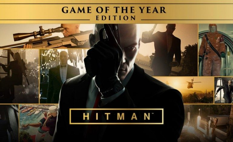 Hitman Game of The Year Edition Coming in November, With the Return of the Elusive Targets