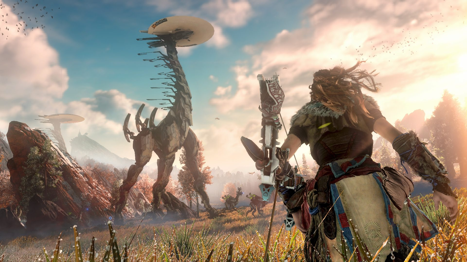 New Report Suggests Horizon: Zero Dawn is Coming to PC