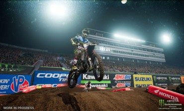 Square Enix Announces Monster Energy Supercross