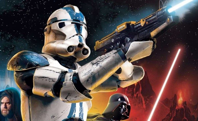 2005's Star Wars Battlefront II Introduces Crossplay