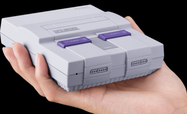 SNES Classic Hack Lets You Add More Games
