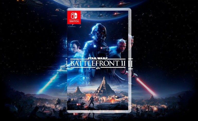 EA Says That A Nintendo Switch Version Of Star Wars Battlefront II Is Possible