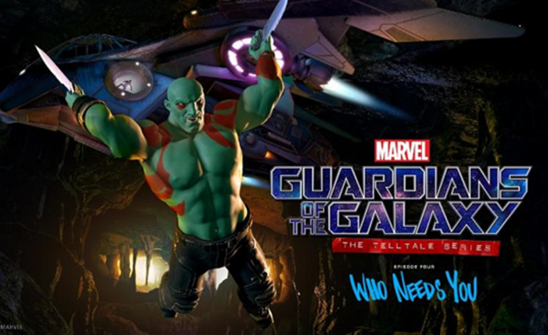 Official Trailer Released for Telltale's Guardians of the Galaxy Episode 4