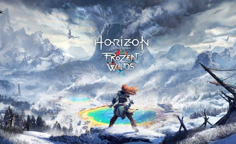 Horizon: Zero Dawn's Frozen Wilds Expansion Launches for PS4