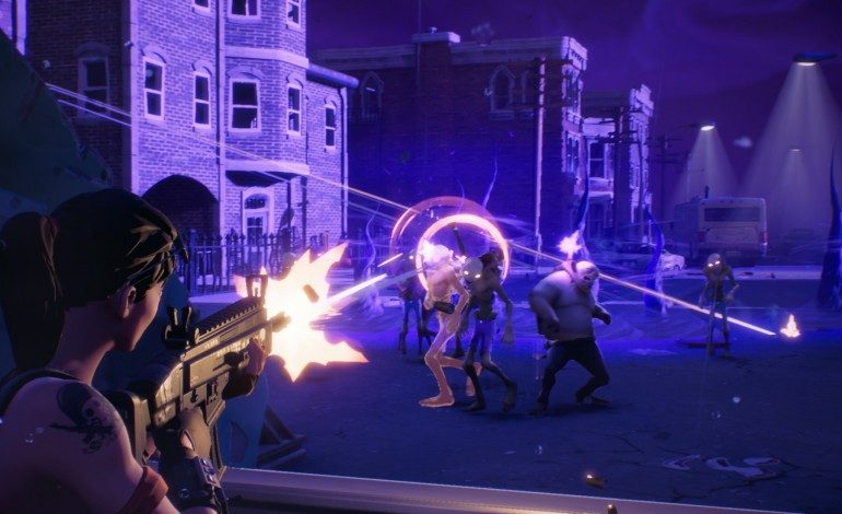 New Fortnite Patch Introduces New Weapons, 4K Support, and General Gameplay Improvements