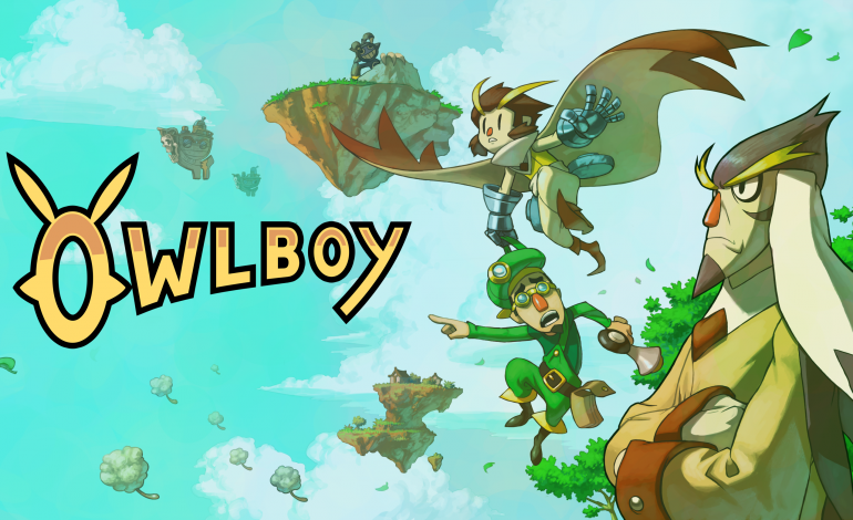 Owlboy Announced for PS4, Xbox One, and Switch