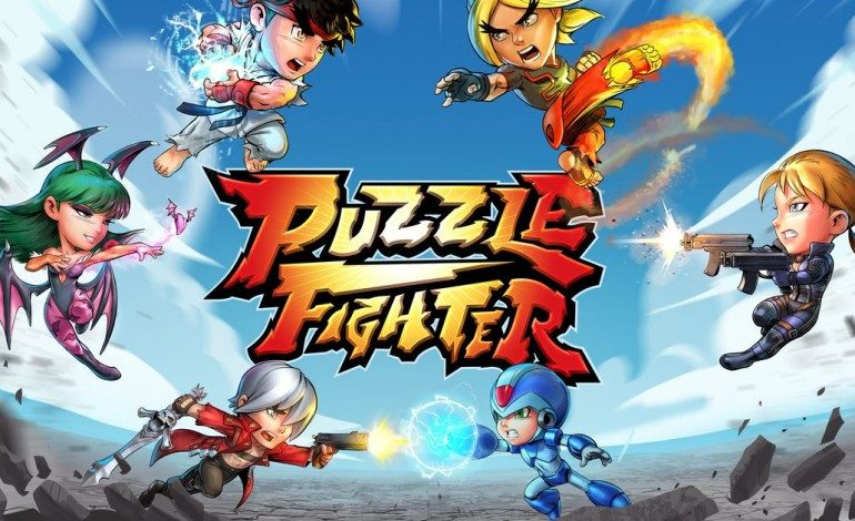 Puzzle Fighter Available Globally on Mobile Devices