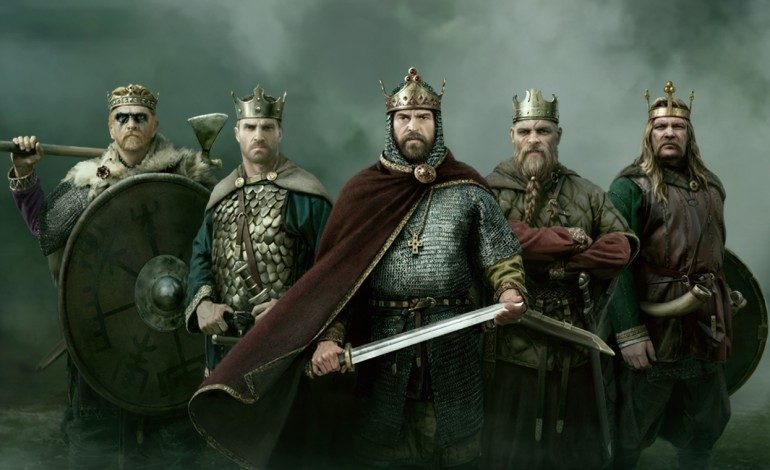 Total War Developer Announces First Total War Saga Spin-Off, Thrones of Britannia