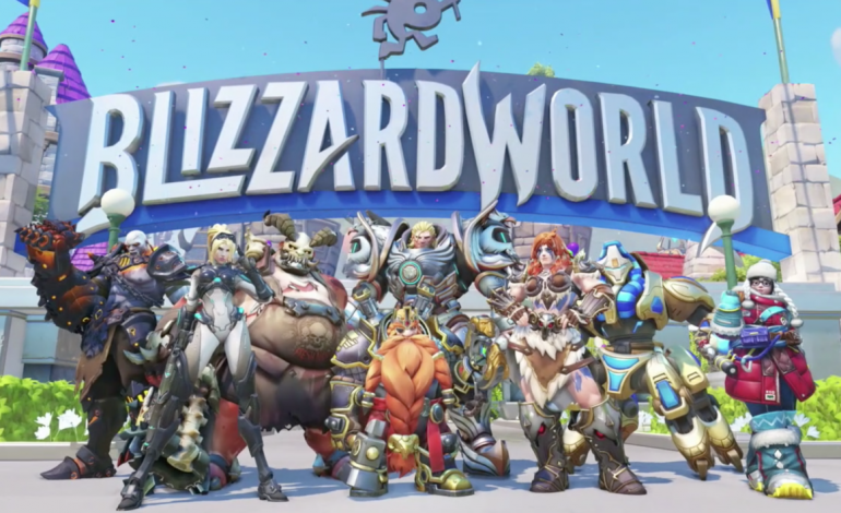 More Non-Event Skins Headed to Overwatch in 2018