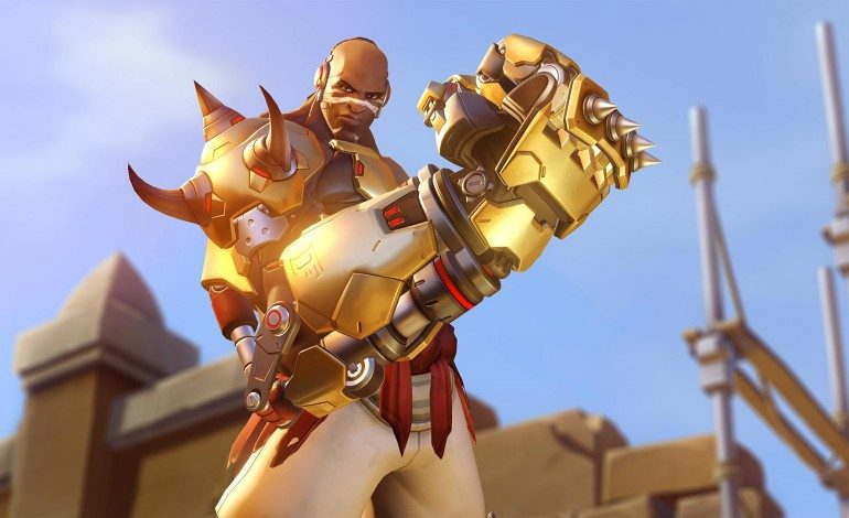 Blizzard Releases Several Bug Fixes for Doomfist