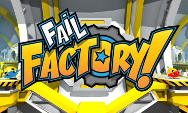 Armature Studio Releases Teaser Trailer for Upcoming Game Fail Factory!