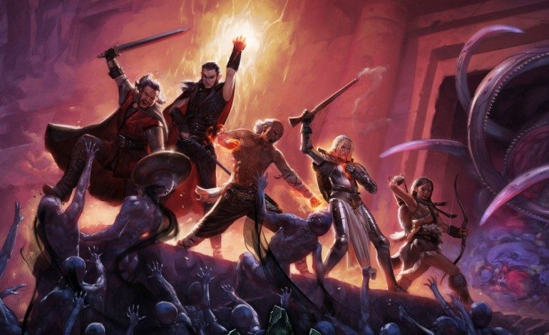 Pillars Of Eternity Coming To The Nintendo Switch