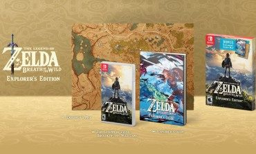 Nintendo's Black Friday Offerings Include eShop Discounts, New Zelda Bundles