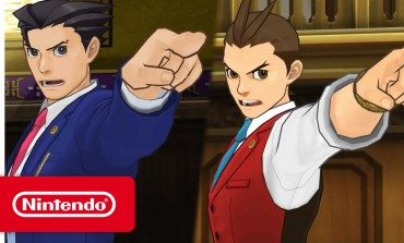 Ace Attorney Game in Development for the Switch
