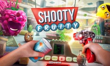 Action Packed Virtual Reality Game Shooty Fruity Available This December