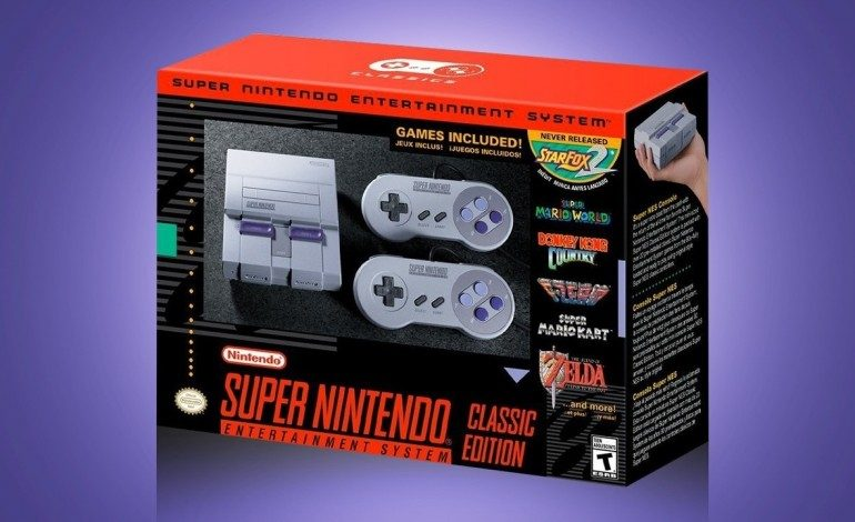 Nintendo Promising More Switch & SNES Consoles For The Holidays