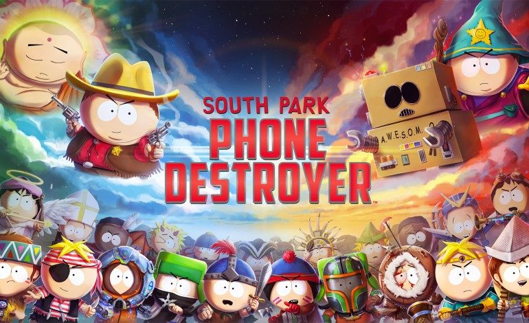 RedLynx Releases Mobile Card Game South Park: Phone Destroyer