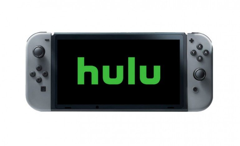 Hulu App Released for Nintendo Switch