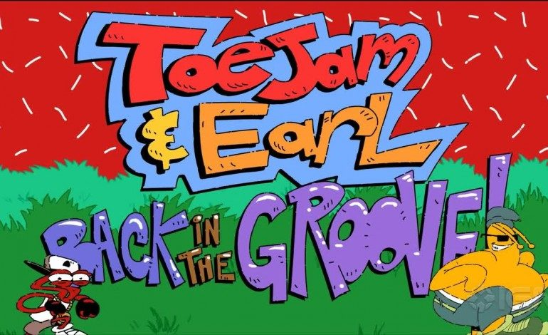 New Toe Jam & Earl Game Delayed To Next Year