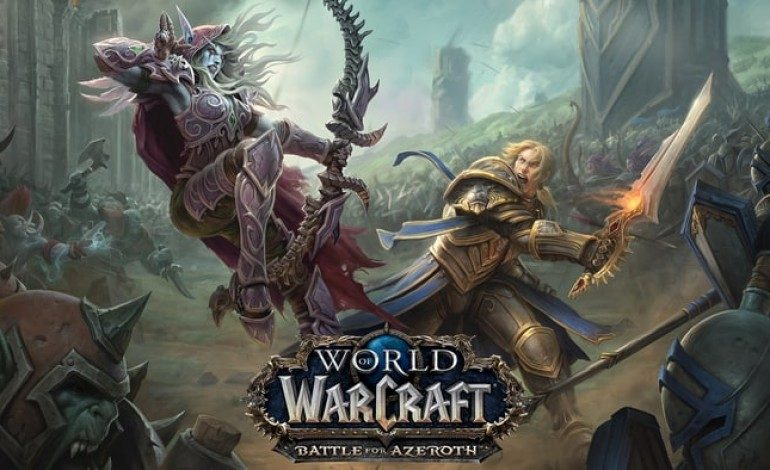 Battle for Azeroth Kicks Off BlizzCon 2017