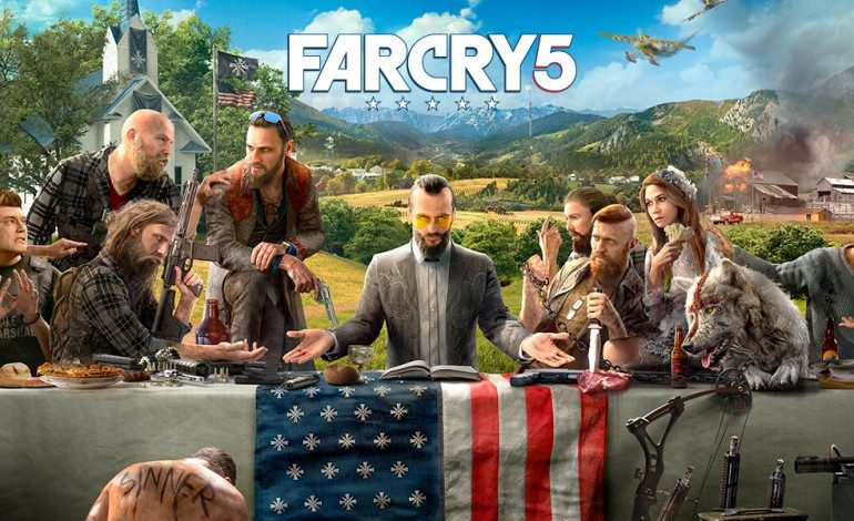 Far Cry 5 New Trailer and Gameplay Footage