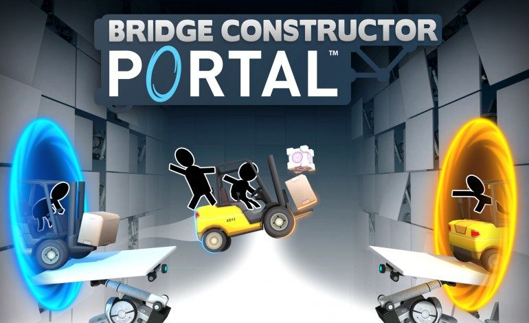 Bridge Constructor Portal Available for PC and Mobile