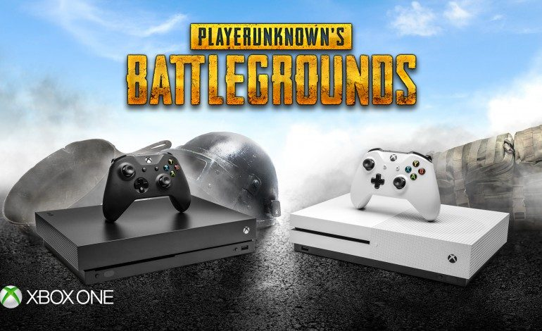 PUBG Bundled Free with Xbox One X