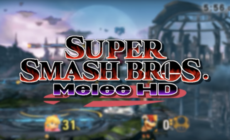 Melee HD Mod for Smash 4 Released