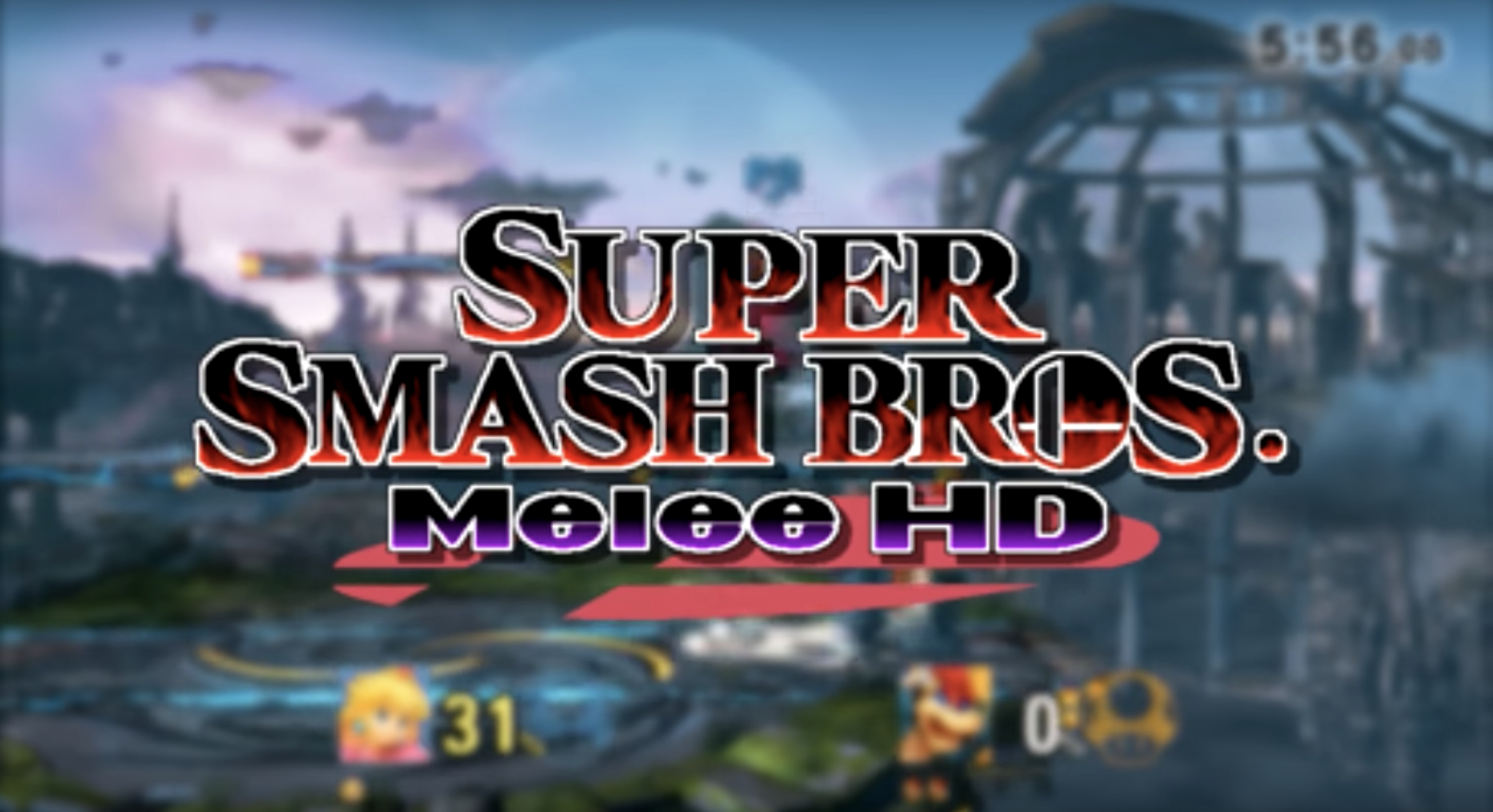 how to play super smash bros melee