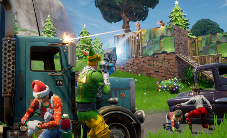 Fortnite Holiday Event is Live
