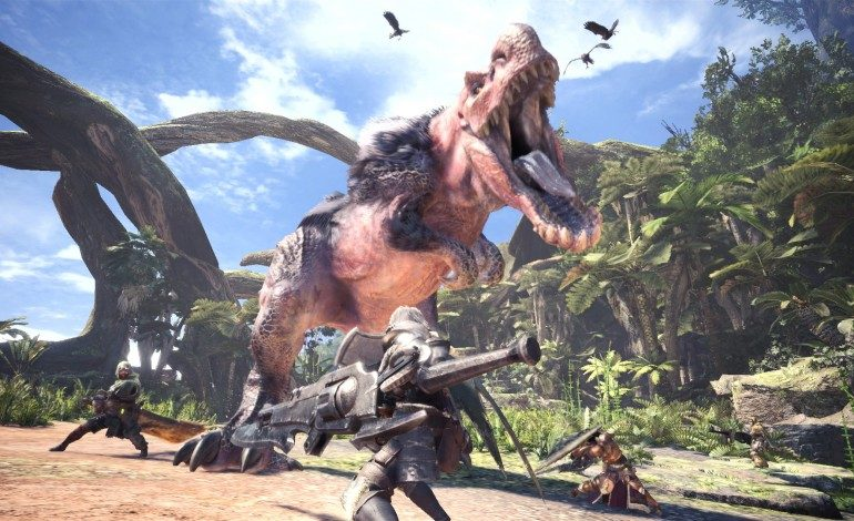 A Monster Hunter: World Beta is Running This Weekend for PS4
