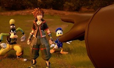 """Leaked"" Images Of An Unannounced Kingdom Hearts III World"