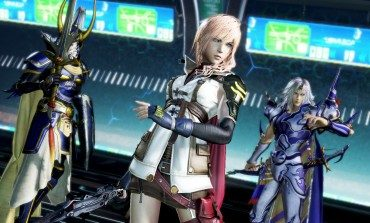 Dissidia Final Fantasy NT is Getting an Open Beta in January