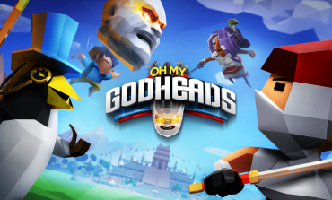 Capture the Flag Style Multiplayer Oh My Godheads Released This Week