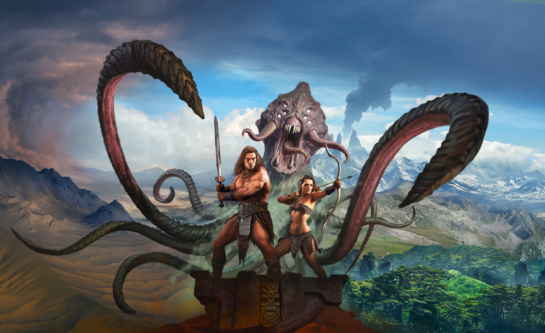 Conan Exiles Get an Official Release Date, Plus Collector's Edition