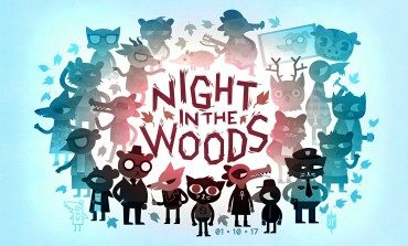 Night In The Woods Is Coming To Nintendo Switch
