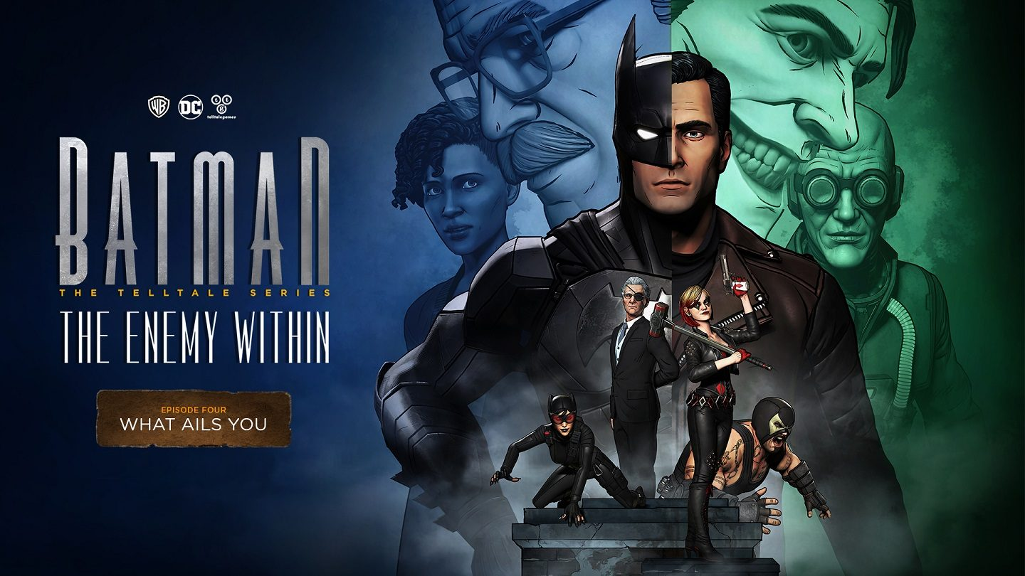 Batman: The Enemy Within - The Telltale Series on Steam