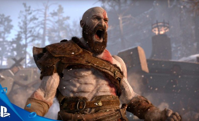 God Of War Gets New Trailer With Official Release Date