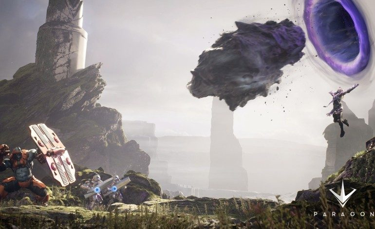 Epic Games Announces End of Paragon