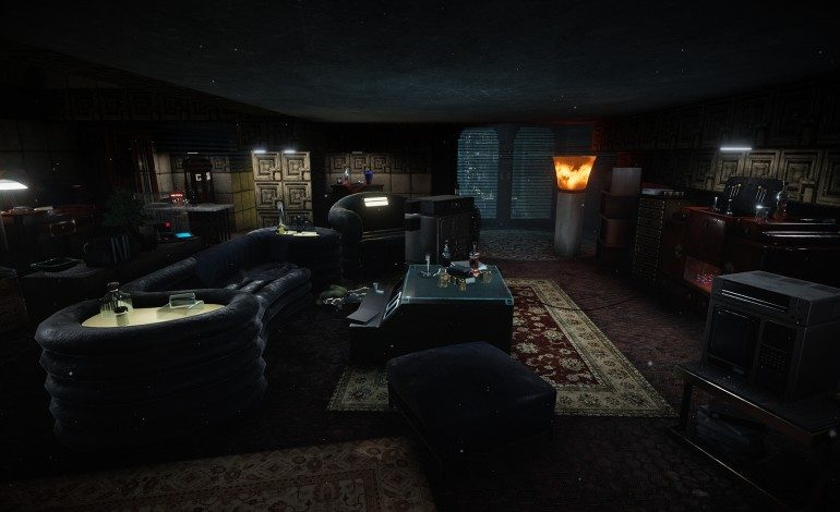 Explore Deckard's Apartment in Blade Runner 9732