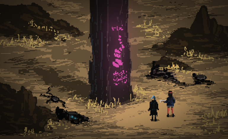 Death Trash Is a Post-Apocalyptic RPG Coming to PC