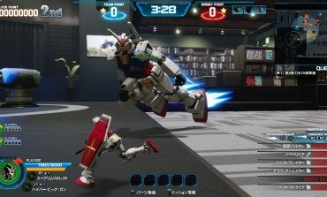 Bandai Namco's New Gundam Breaker Is Coming To America