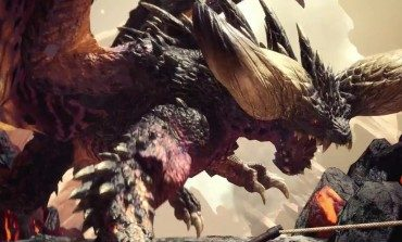 The Latest Monster Hunter: World Trailer Introduces Elder Dragons