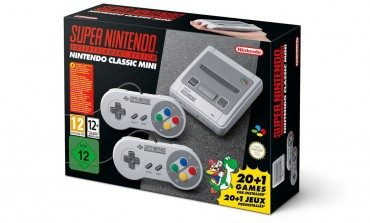 SNES Classic Still a Rarity in 2018