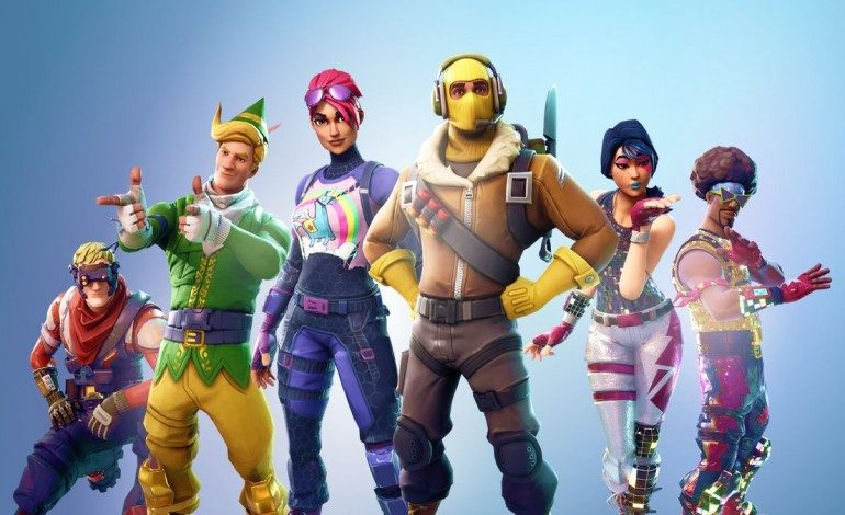 Fortnite Hit 3.4 Million Concurrent Users Last Sunday