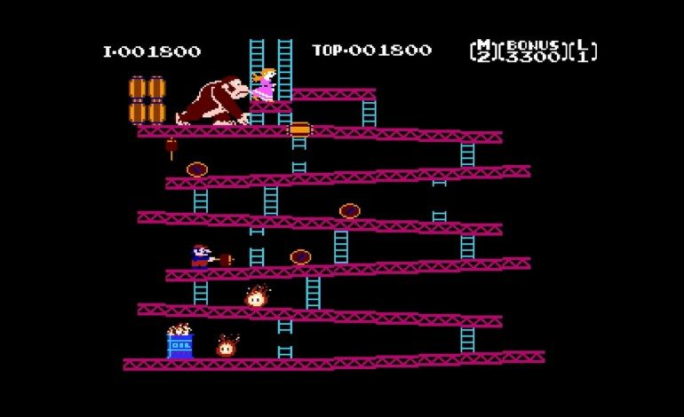 Nintendo Re-releases Two Long-Lost Arcade Games